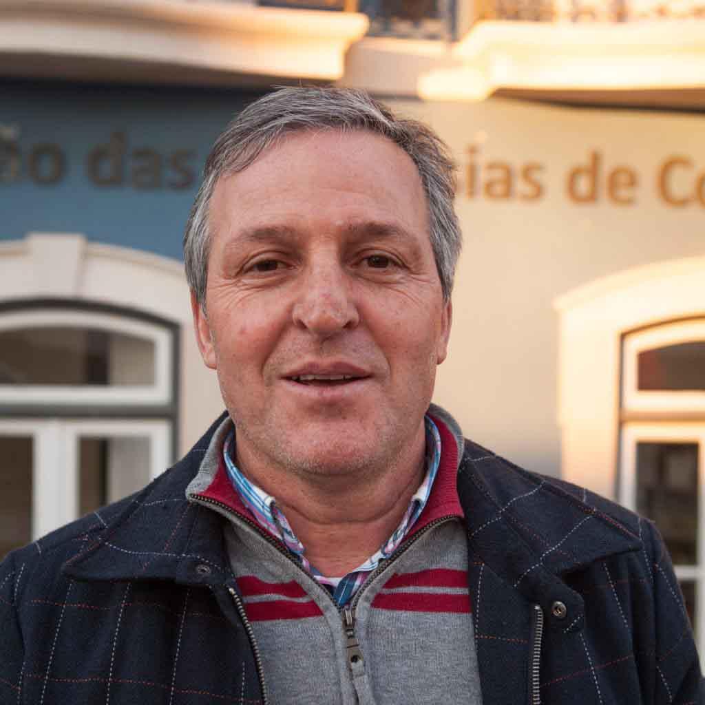 CARLOS PINTO - Secretário